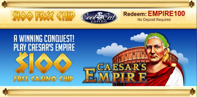 COOLCAT CASINO NO DEPOSIT BONUS
